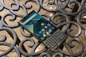 Per 31 augustus is het goed mogelijk dat BlackBerry definitief uit het straatbeeld verdwijnt.