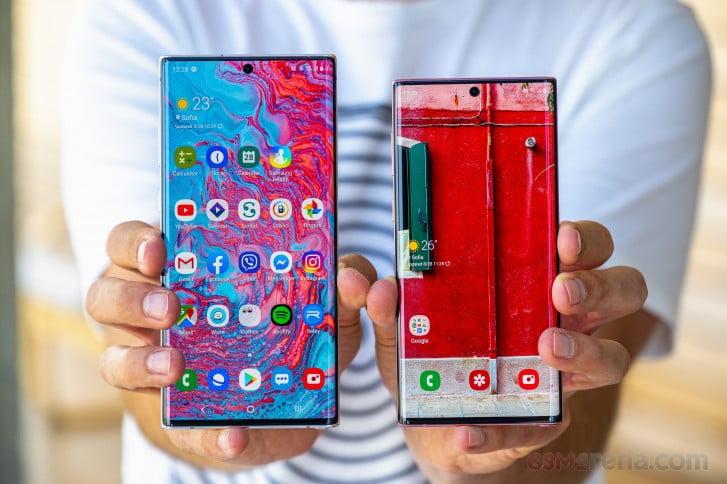 De Galaxy Note 20 krijgt mogelijk een verbeterde variabele verversingsfrequentie.