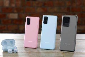 Na lang wachten mogen wij eindelijk de Galaxy S20 en de Galaxy Z Flip verwelkomen.