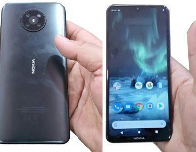 Voor het eerst krijgen wij een goed beeld van de Nokia 5.2.