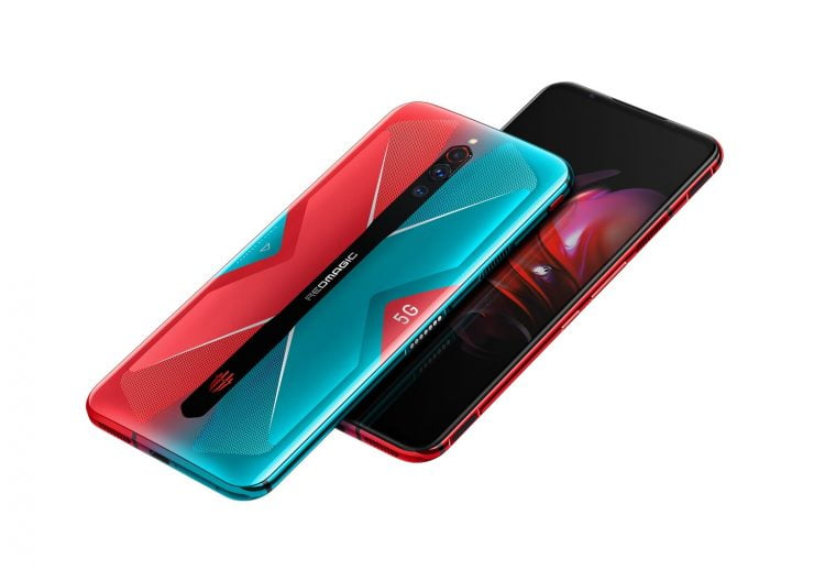 Nubia Red Magic 5G