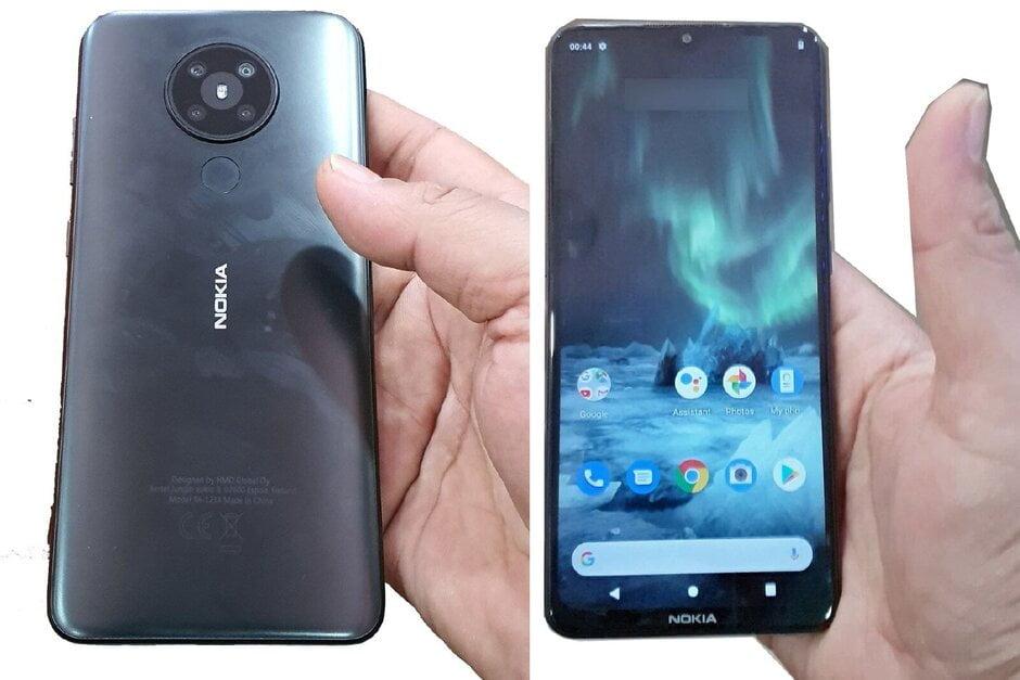 De Nokia 5.3 wordt de directe opvolger van de Nokia 5.1.