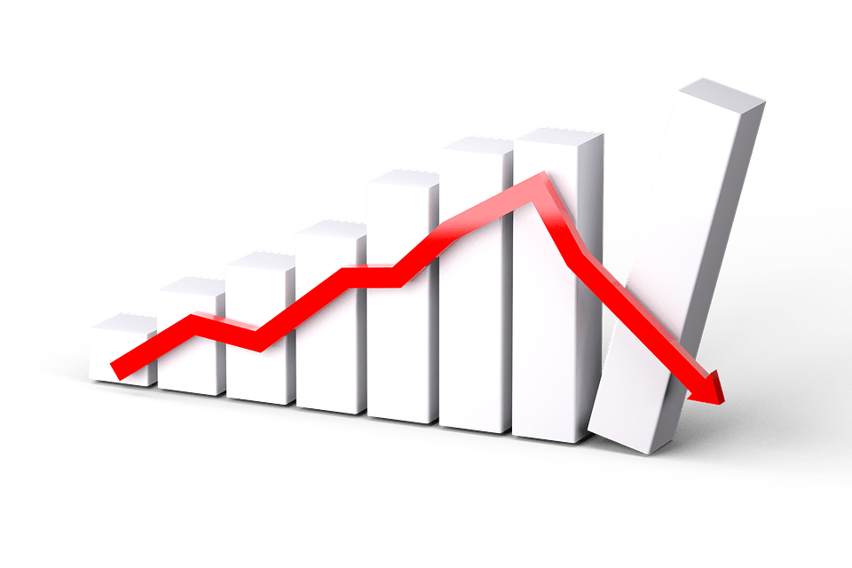 In februari werden er ruim 38% minder smartphones verkocht.