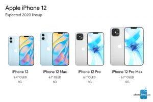 De adviesprijzen van de iPhone 12 zijn nu al gelekt. Dit is ruim voordat de modellen daadwerkelijk worden gelanceerd.