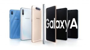 Mid-end Samsung A-serie