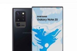 De Exynos 992 zal mogelijk zijn intrede maken in de Galaxy Note 20.