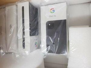 De lancering van de Google Pixel 4a is aanstaande nu hij in verpakking is gespot.