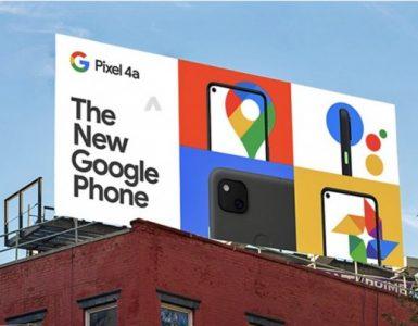 Vodafone Duitsland heeft de datum van 22 mei gereserveerd voor de lancering van de Google Pixel 4a.