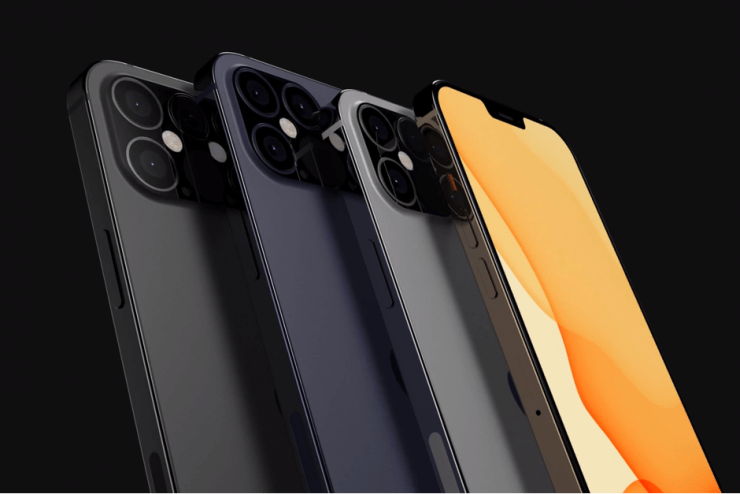 De Apple iPhone 12 Pro Max heeft mogelijk al wat details prijsgegeven.