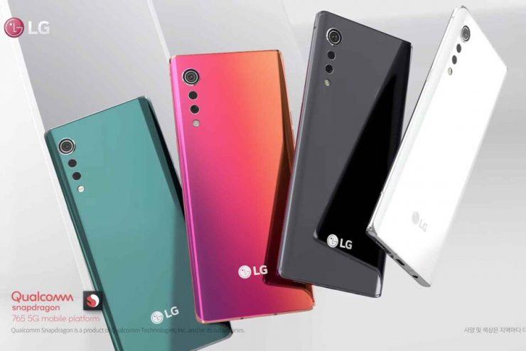 De LG Velvet is een beeldschone smartphone om te zien.