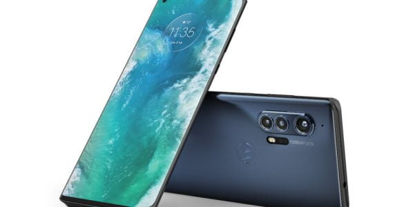 Enkel de Motorola Edge zal in Nederland (vooralsnog) beschikbaar komen.