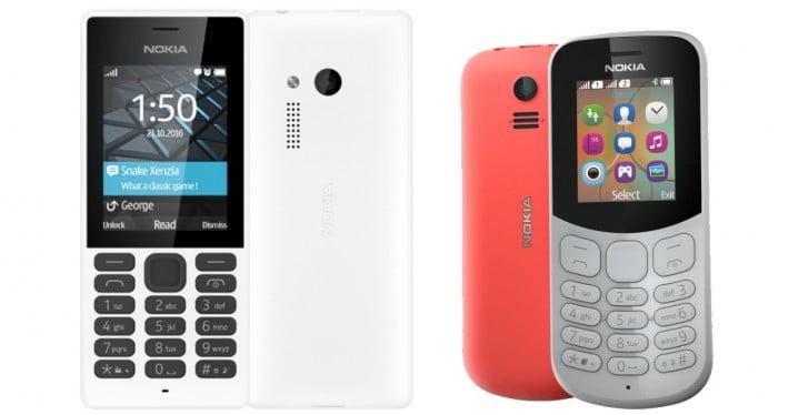 De nieuwe Nokia 150 en Nokia 125 zullen mogelijk binnenkort al gepresenteerd worden.
