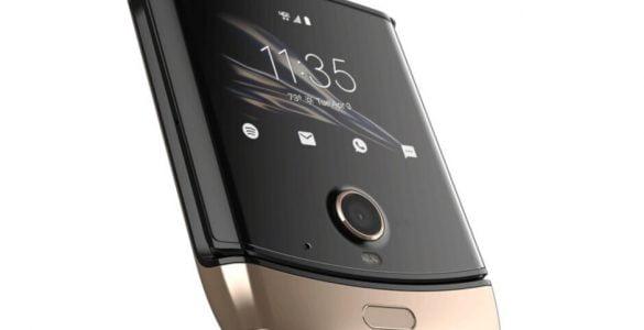 De Motorola RAZR 2 zal mogelijk zijn debuut in september al maken.