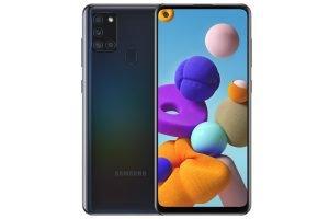 De Galaxy A21s is Samsung's nieuwste en betaalbare midranger met indrukwekkende camera's.