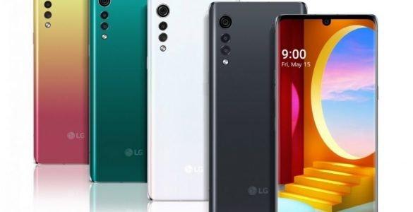 De LG Velvet is vandaag officieel aangekondigd door de fabrikant.