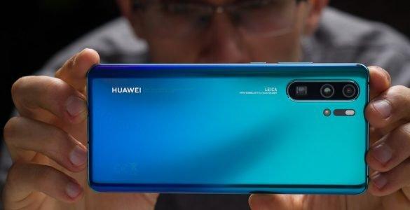 De Huawei P30 Pro New Edition zal wel weer voorzien worden van Google diensten.