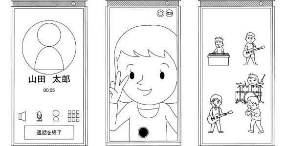 Nieuw patent van Sony toont hun visie op smartphone's