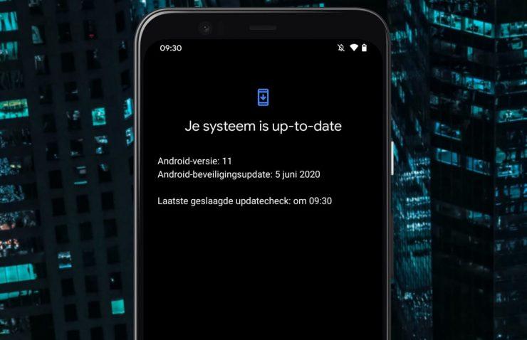 Android 11 Beta zal binnenkort op meer smartphones terug te vinden zijn.