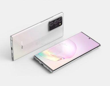 De Galaxy Note 20, Galaxy Fold 2 en de Galaxy Z Flip 5G zullen hun debuut op 5 augustus maken.