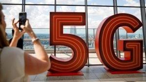 Vanaf 28 juli kunnen klanten van T-Mobile en KPN ook gebruik maken van 5G.