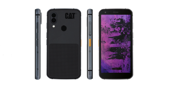 De innovatieve CAT S62 Pro rugged smartphone is gelanceerd met warmtebeeldtechnologie.