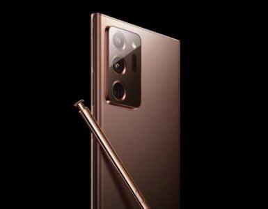 Bronnen weten te melden dat de Galaxy Note 20 per 21 augustus beschikbaar zal zijn voor de verkoop.