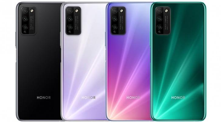 De Honor 30 Lite is een betaalbare smartphone met onder andere 5G-ondersteuning.