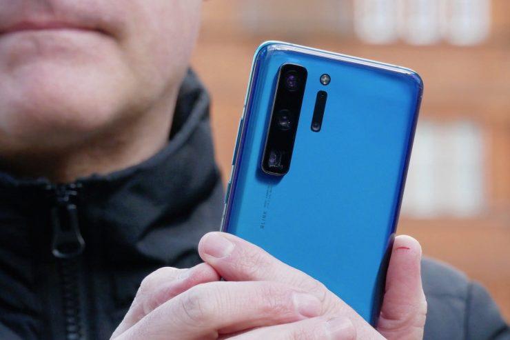 De Huawei P50 komt mogelijk met een Amerikaanse chipset op de markt.
