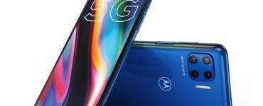 De Motorola Moto G 5G Plus is per direct in Nederland beschikbaar.