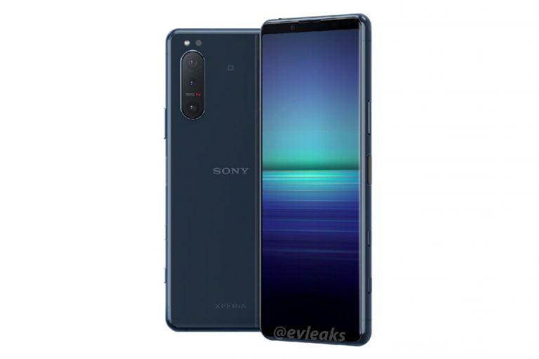 De Sony Xperia 5 II wordt mogelijk op de IFA 2020 gelanceerd.