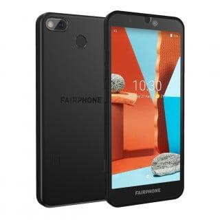 De Fairphone 3+ heeft vooral een sterk verbeterde cameramodule.