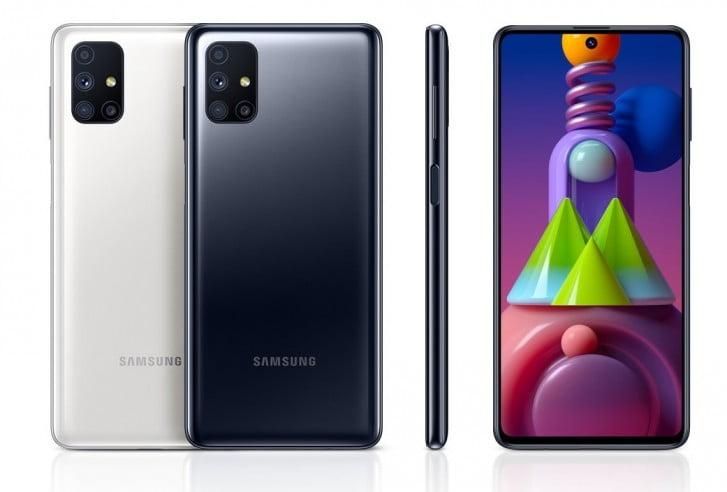 De Galaxy M51 is sinds vandaag te bestellen als pre-order in Duitsland.