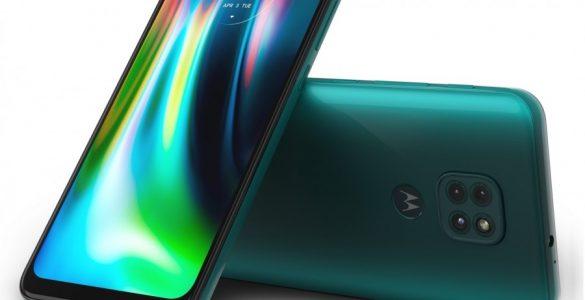 De Motorola Moto G9 is vandaag wereldkundig gemaakt.