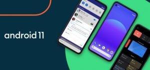 Android 11 zal vanaf nu uitgerold kunnen worden door fabrikanten.