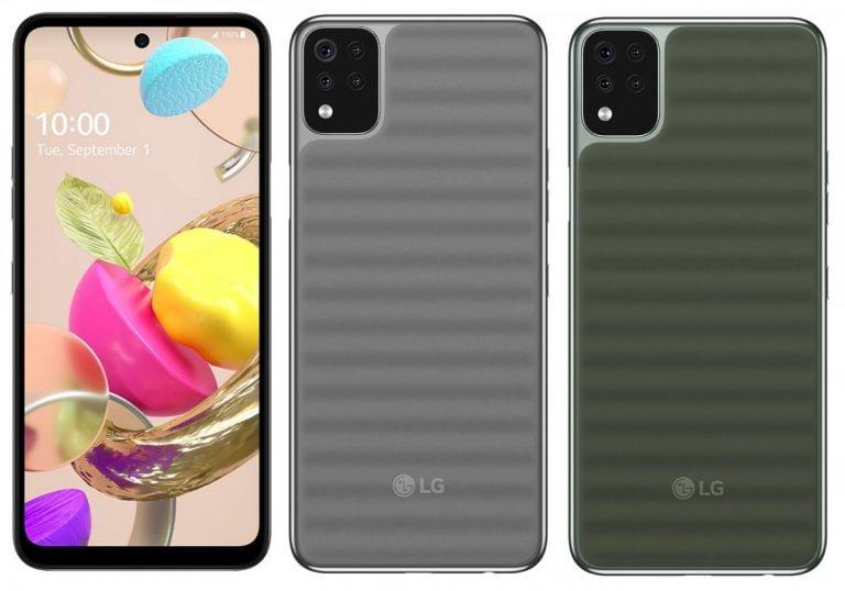LG heeft de zeer betaalbare K42, K52 en de K62 gepresenteerd.
