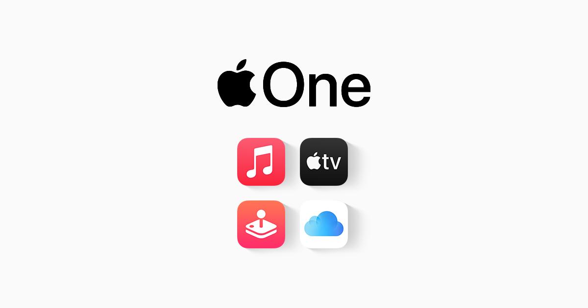 Vanaf vandaag is Apple One in Nederland beschikbaar.