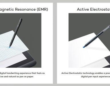 De S Pen krijgt vernieuwde techniek voor de Galaxy Z Fold 3.
