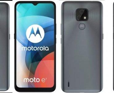 De eerste details over de nieuwe Motorola Moto E7 zijn online gelekt.