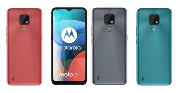 De Moto E7 van Motorola is vandaag officieel wereldkundig gemaakt.