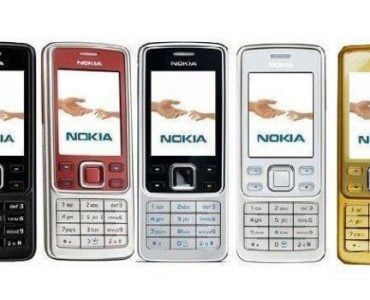 De Nokia 6300 en 8000 zullen binnenkort gelanceerd worden.