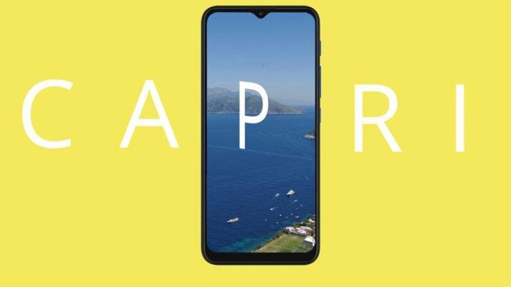 Onder de codenaam Capri ontwikkelt Motorola nu een nieuwe budgetsmartphone.