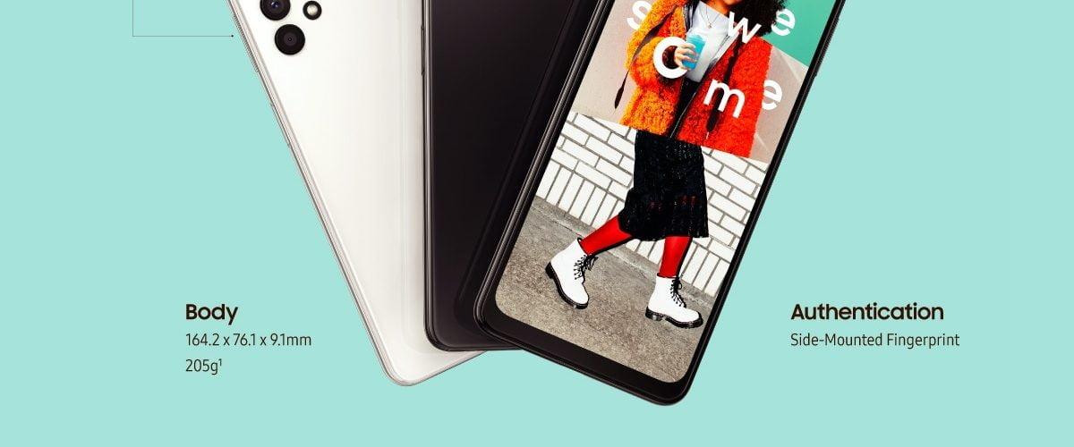 De Samsung Galaxy A32 5G is momenteel een zeer voordelige 5G smartphone.