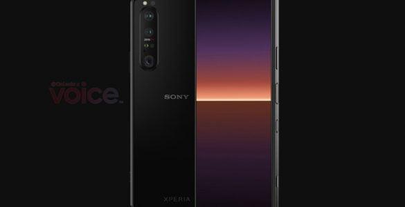Er zijn renders en details gelekt over de Sony Xperia 1 III