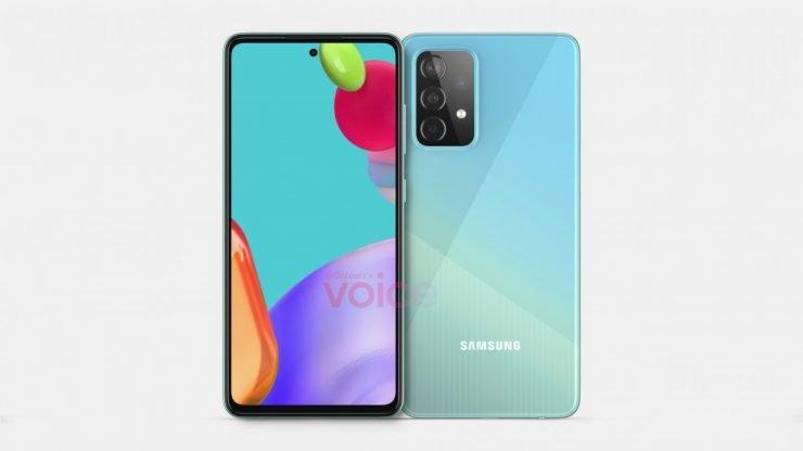 Samsung Galaxy A52 5G wordt mogelijk op korte termijn gelanceerd.