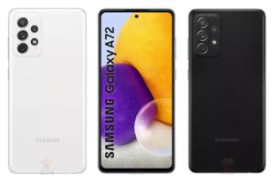 Veel details over de Galaxy A72 zijn gelekt.