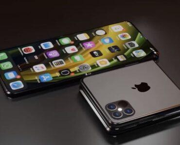 De nieuwe Apple iPhone Flip komt in een hele serie aan opvallende kleuren beschikbaar.