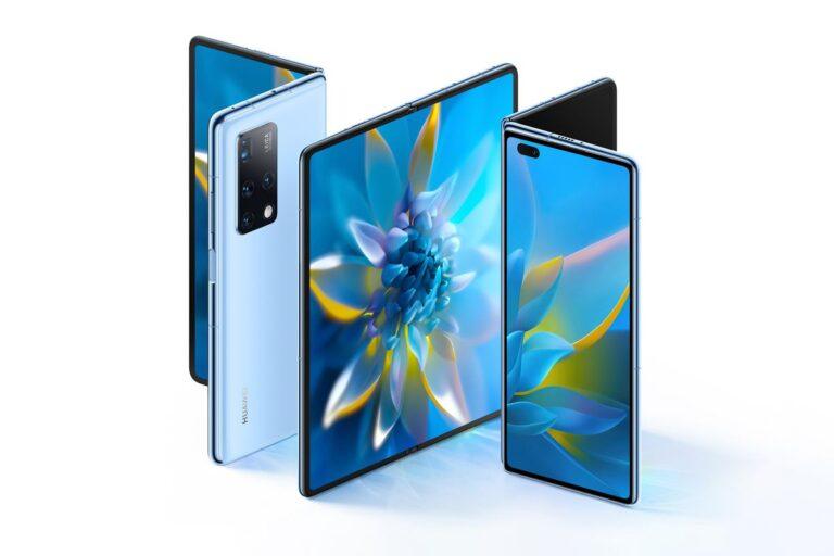 De Huawei Mate X2 is eindelijk officieel gelanceerd.