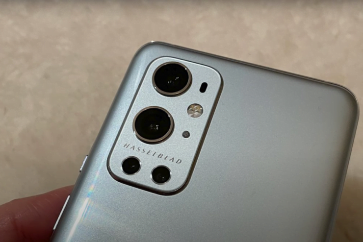 Hasselblad en OnePlus hebben de handen ineengeslagen voor de OnePlus 9 Pro.