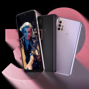 Details gelekt van de Motorola Moto G60.