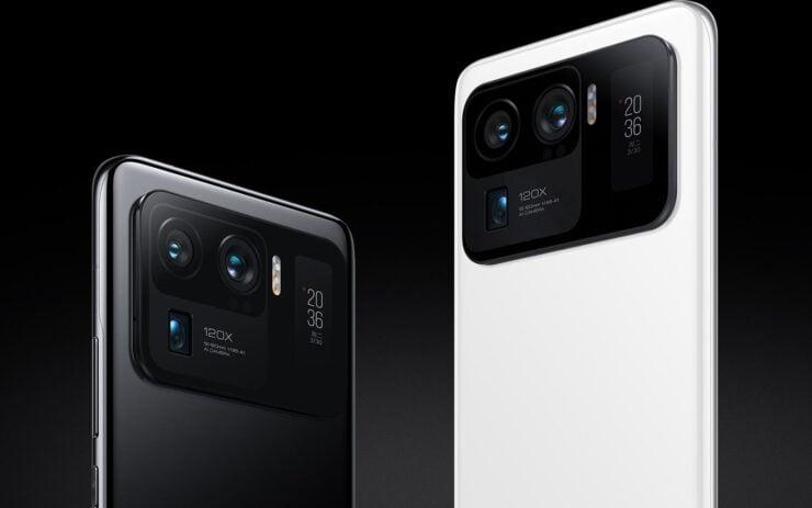 Xiaomi Mi 11 Ultra, Mi 11i en Mi 11 Lite onthuld.